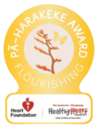 Healthy Hearts gold award